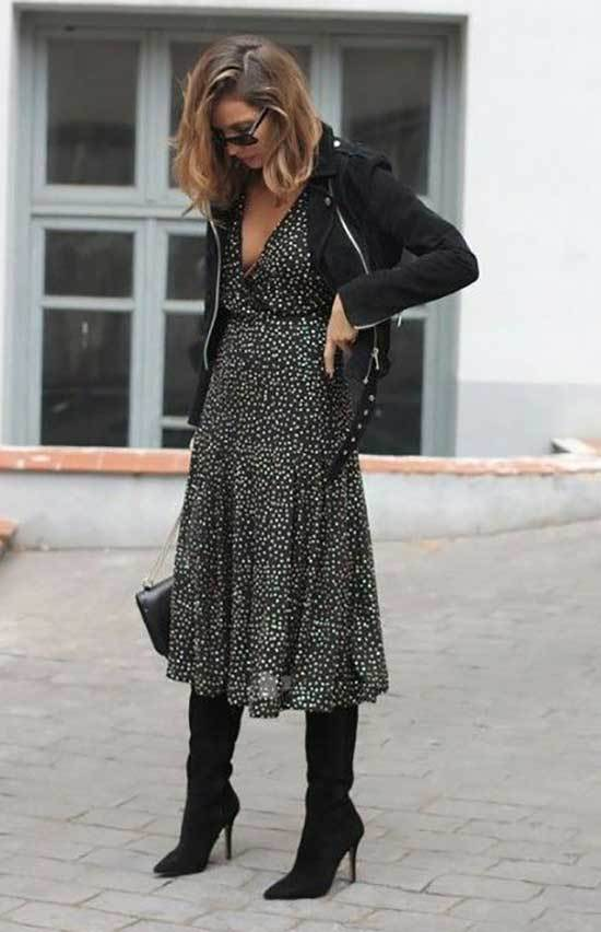 Black Thanksgiving Outfits for Women