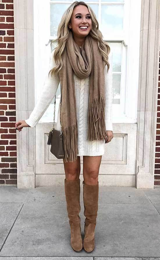 Thanksgiving Sweater Outfits for Women