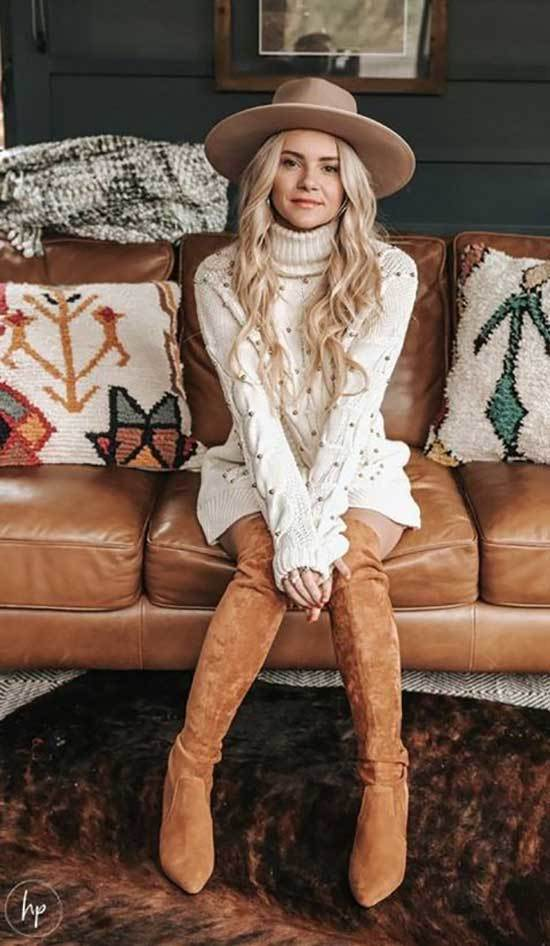 Fall Thanksgiving Outfits for Women
