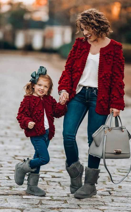 Matching Thanksgiving Outfits for Women