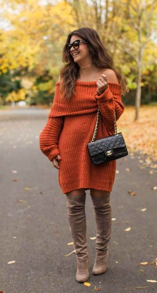 Thanksgiving Dress Outfits for Women
