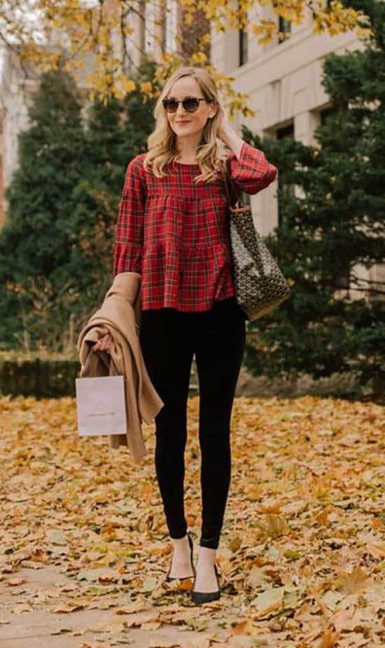 Trendy Thanksgiving Outfits for Women