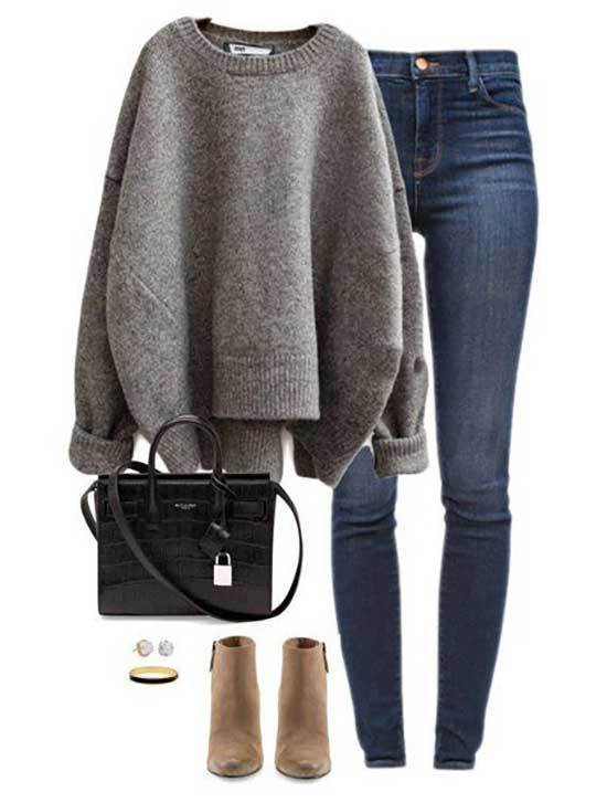 Winter Outfit Ideas for School