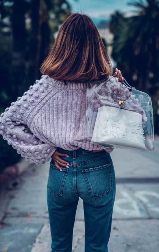Winter Denim Outfit Ideas