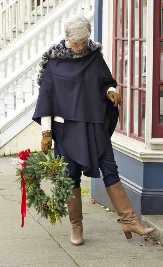 Winter Outfits for Women Over 50-21