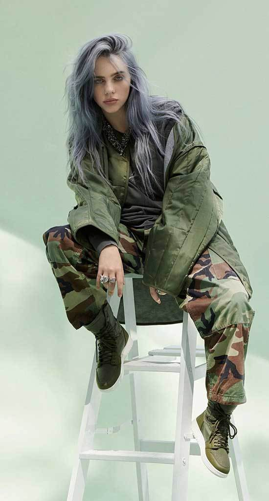 Billie Eilish Outfits-22