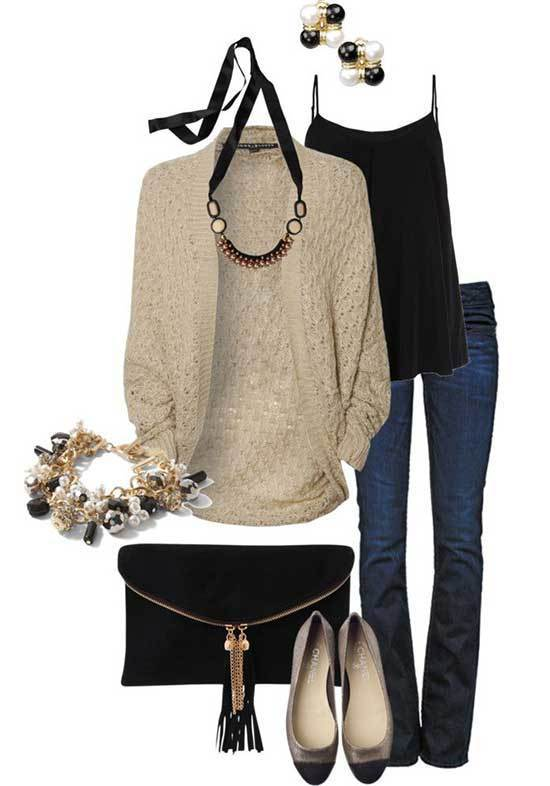 Winter Outfits for Women Over 50-28
