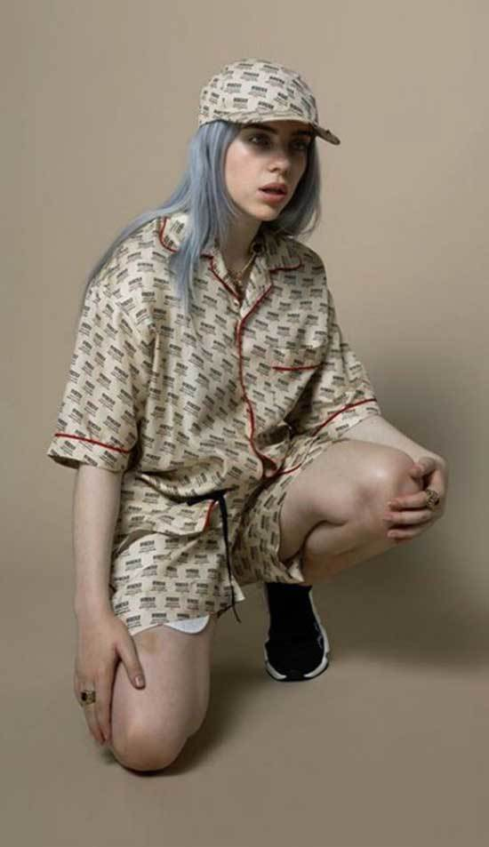 Billie Eilish Outfits-29