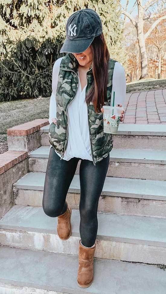Cute Winter Outfits with Uggs-29