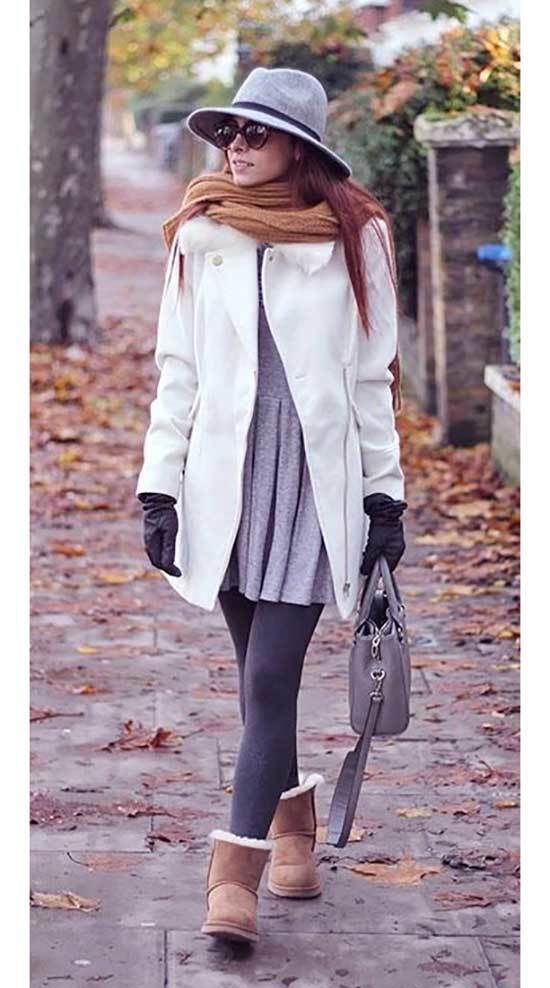 Cute Winter Outfits with Uggs-31