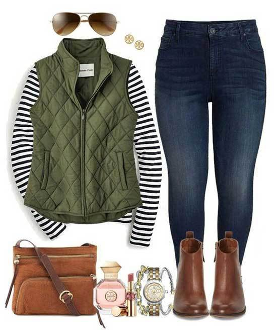 Winter Outfits for Women Over 50-32