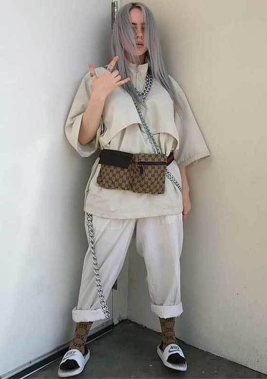 Billie Eilish Outfits-34