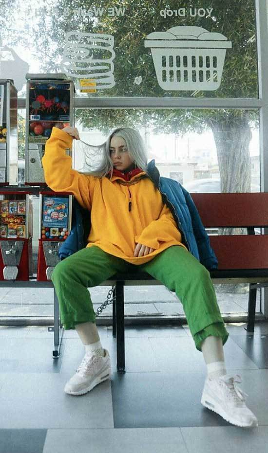 Aesthetic Billie Eilish Outfits
