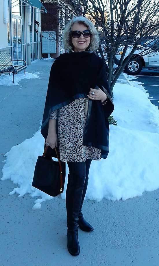 Winter Fashion Over 50