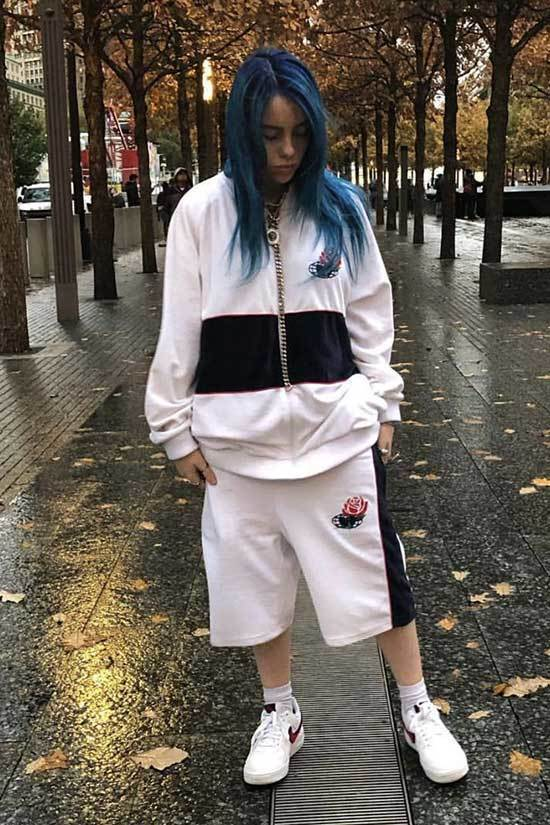 Stylish Billie Eilish Outfits