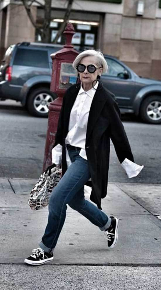 Chic Winter Outfits for Women Over 50