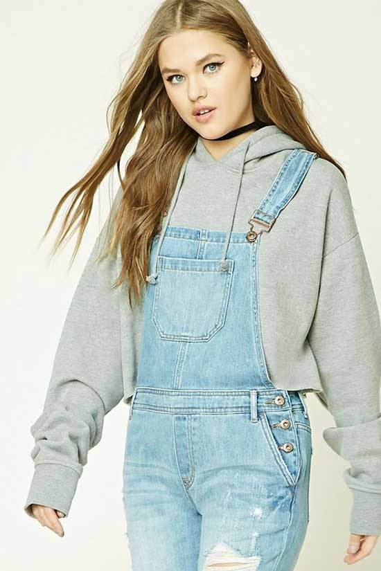 Cute Overall Outfits