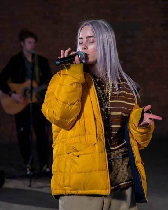 Grunge Billie Eilish Outfits