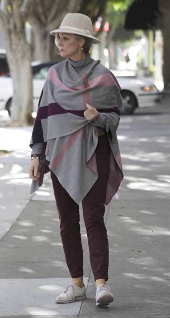 Latest Winter Outfits for Women Over 50