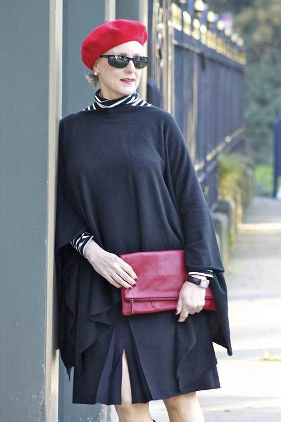 Elegant Winter Outfits for Women Over 50