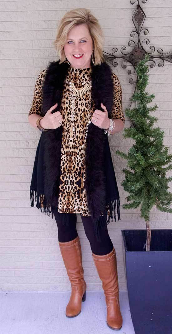 Trend Winter Outfits for Women Over 50