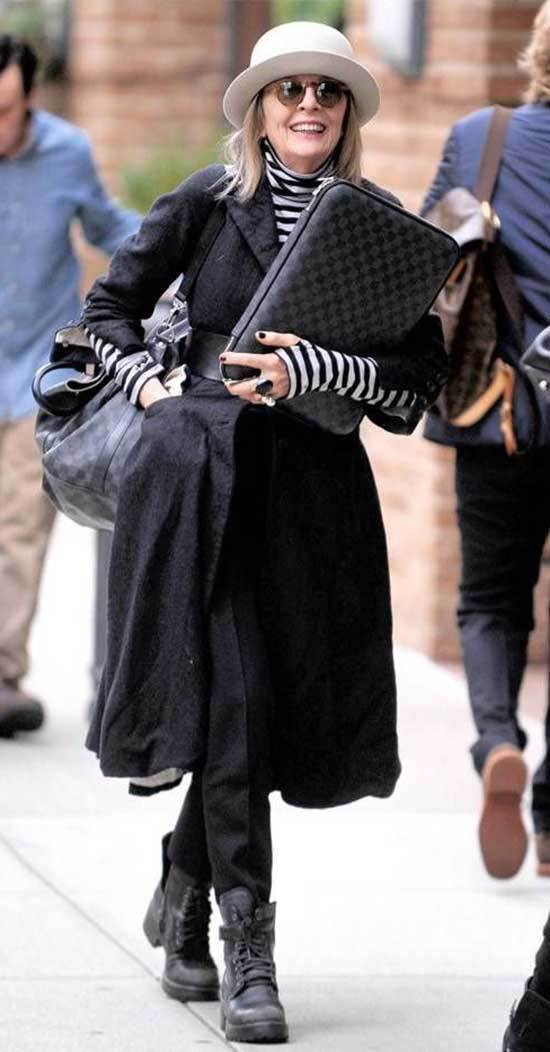 Winter Outfits for Older Women