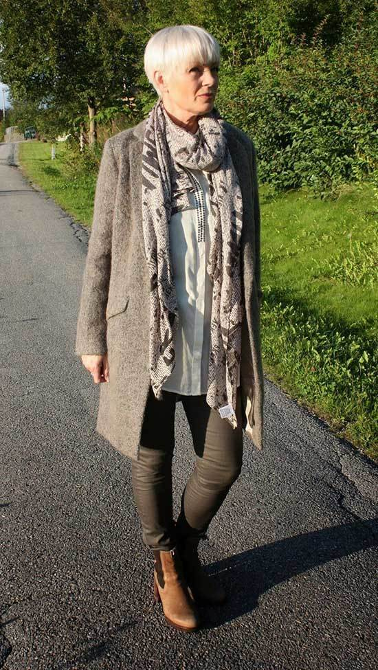 Winter Outfits for Over 50