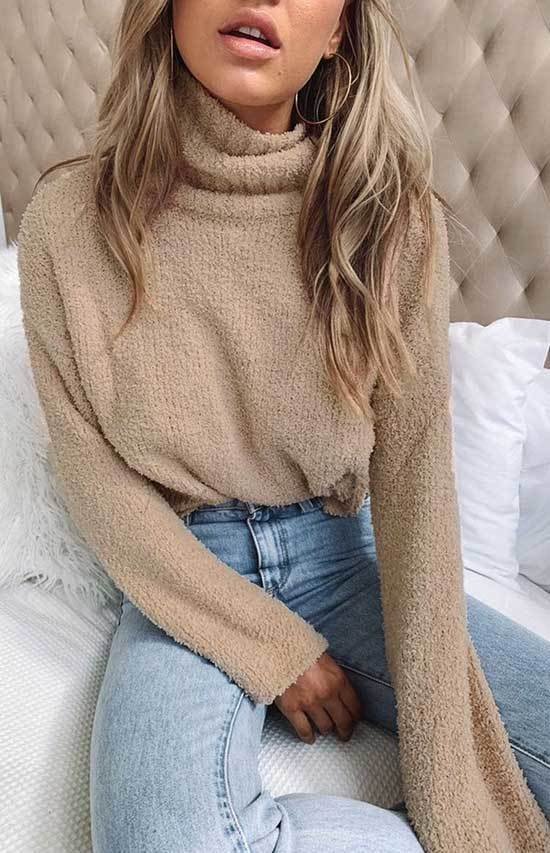 Casual Sweater Outfit Ideas