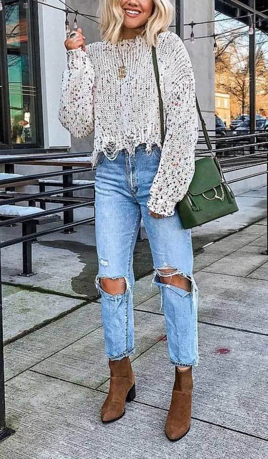 Casual Denim Outfit Ideas