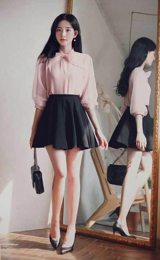 Classy Korean Outfit Ideas