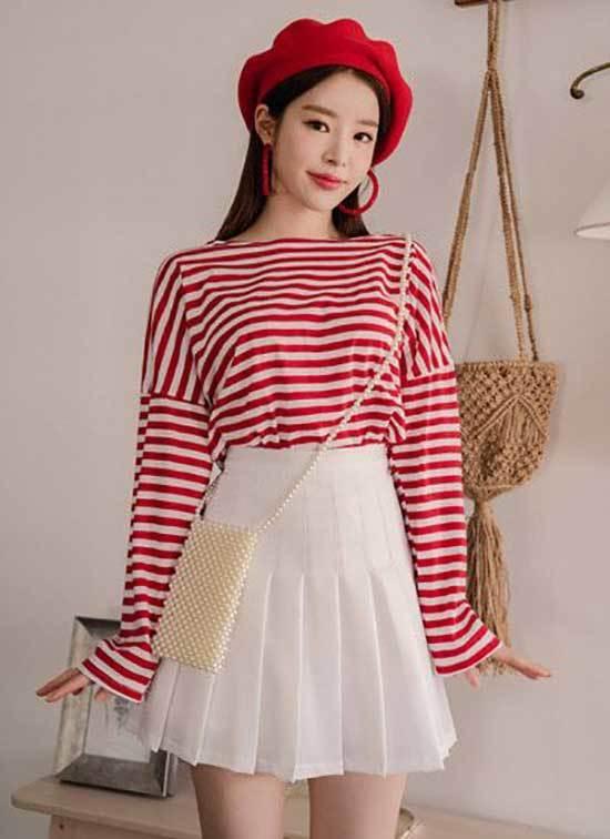 Cute Korean Outfit Ideas