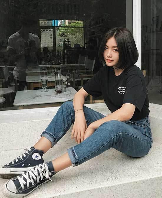 Grunge Korean Outfit Ideas