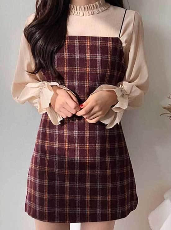 Korean Street Style Outfits