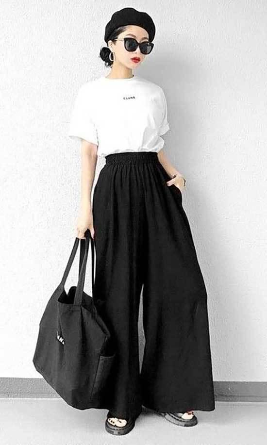 Vintage Korean Outfit Ideas
