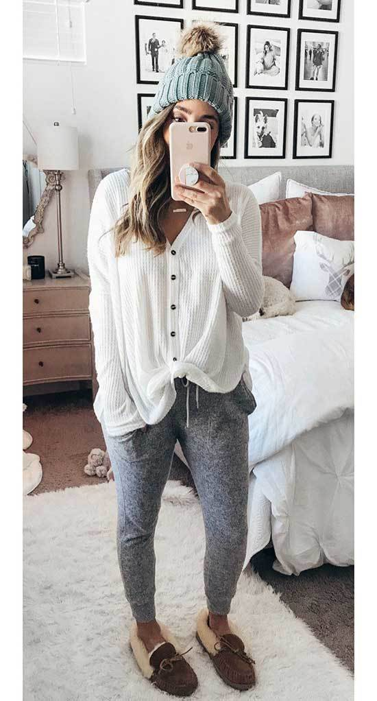Comfy Lazy Day Outfits