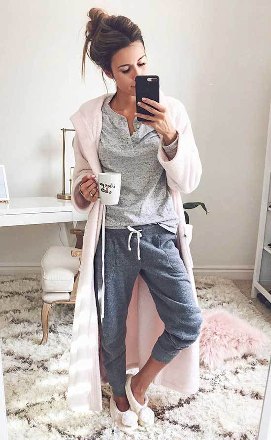 Cozy Lazy Day Outfits