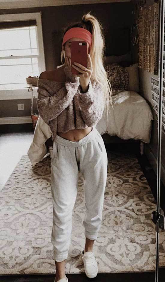 Cute Lazy Outfits