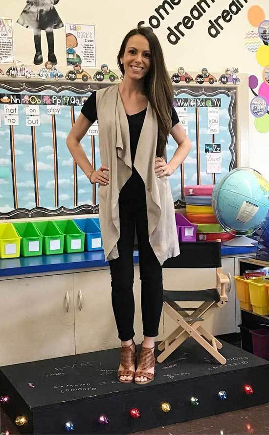 Spring Elementary Teacher Outfits