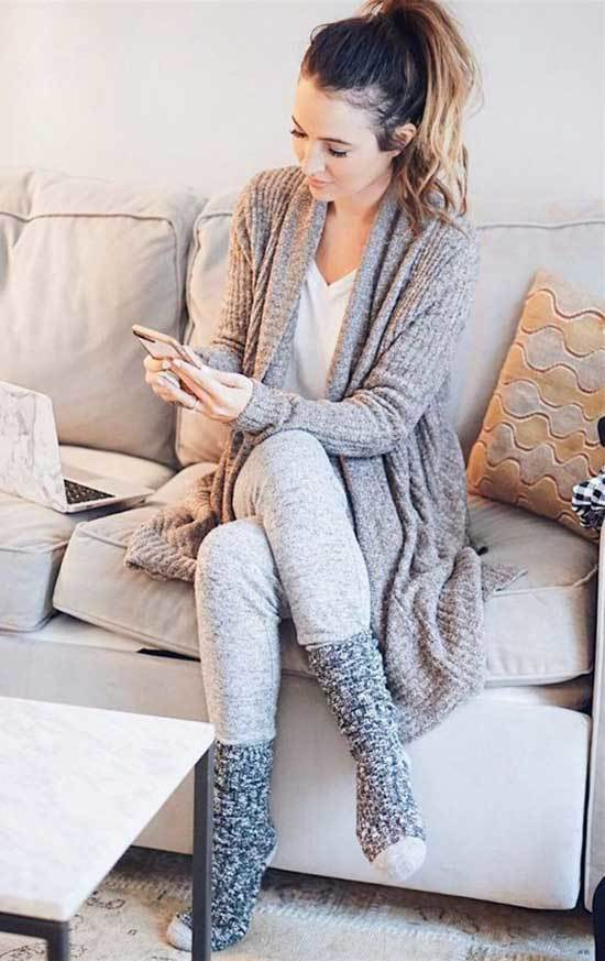 Lazy Day Cardigan Outfits
