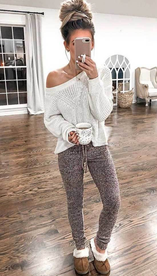 Lazy Day Outfit Ideas
