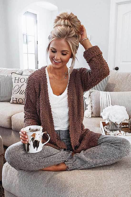 Lazy Day Outfits for Home