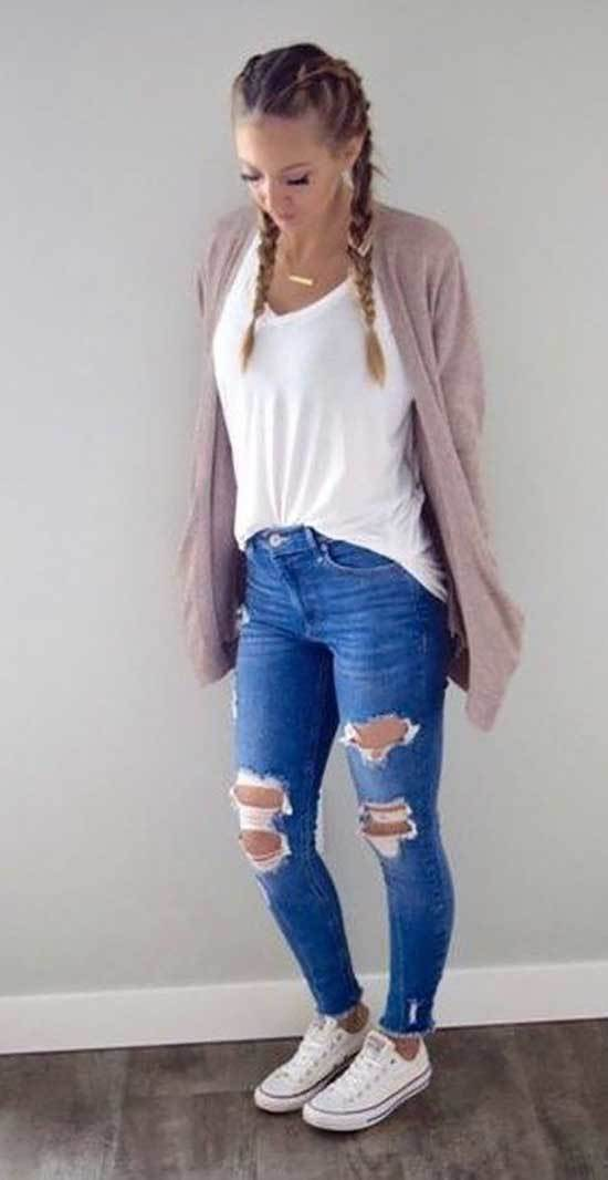 Spring  Back To School Outfits for Women
