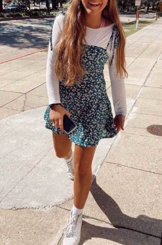 Spring Dress Outfits for Women