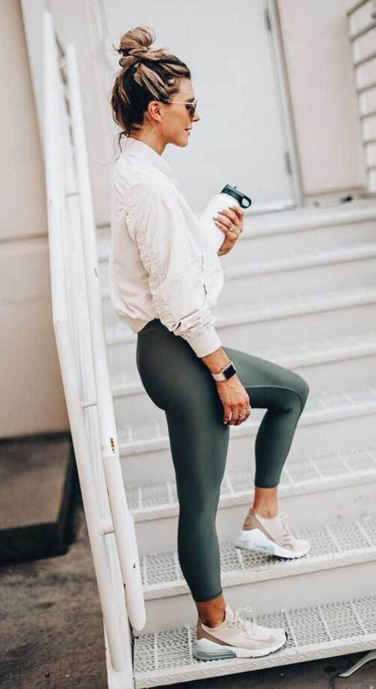 Spring Workout Outfits for Women