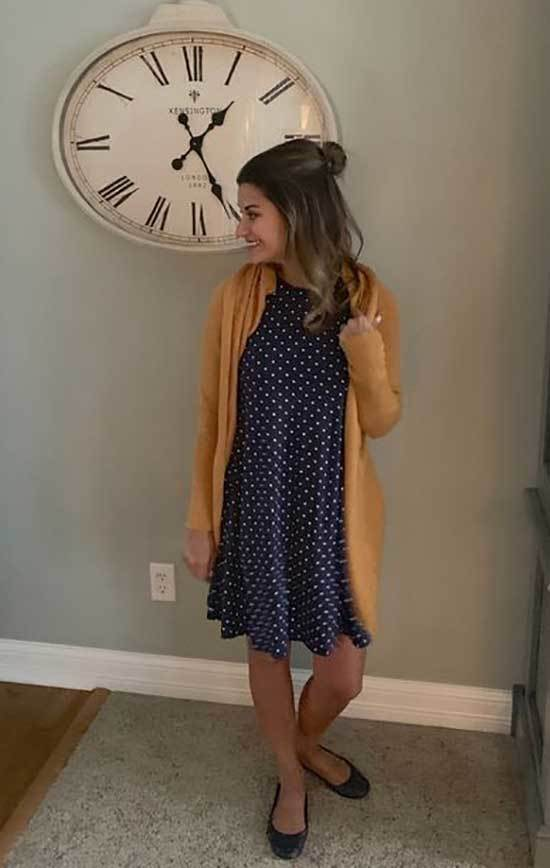 Spring Teacher Outfits