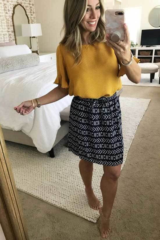 Cozy Summer Teacher Outfit Ideas