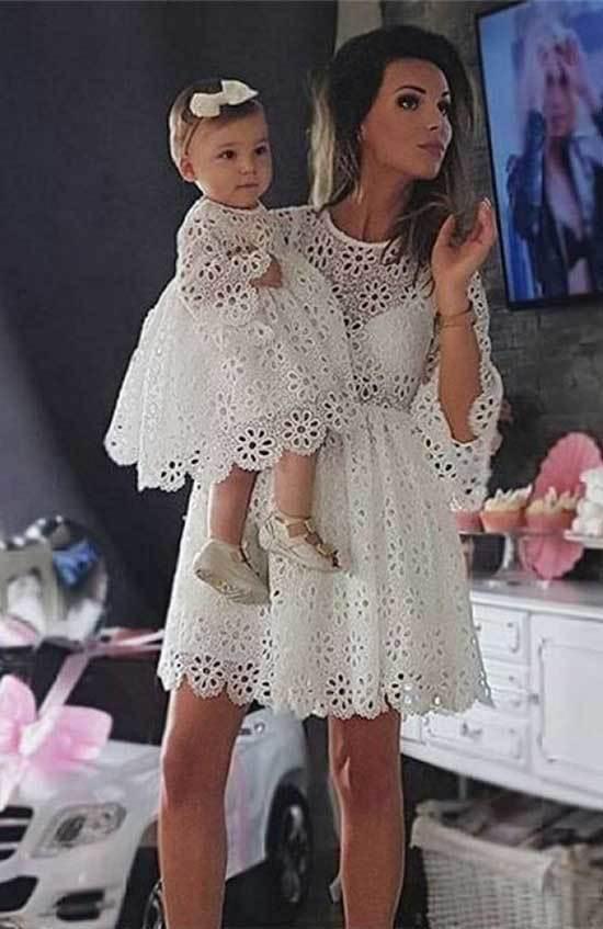 Mini Me Matching Outfits