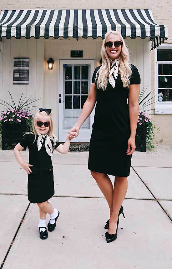 Mommy and Mini Me Outfits