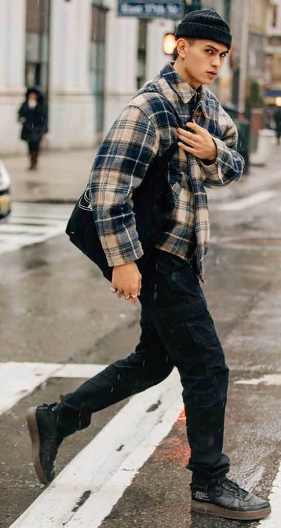 Men New York Street Style Outfits