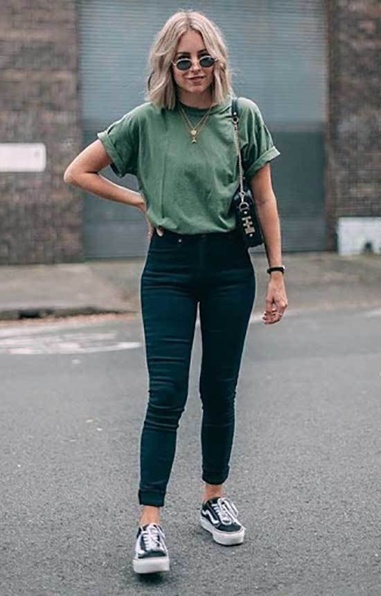 Easy Jeans Outfits for Women